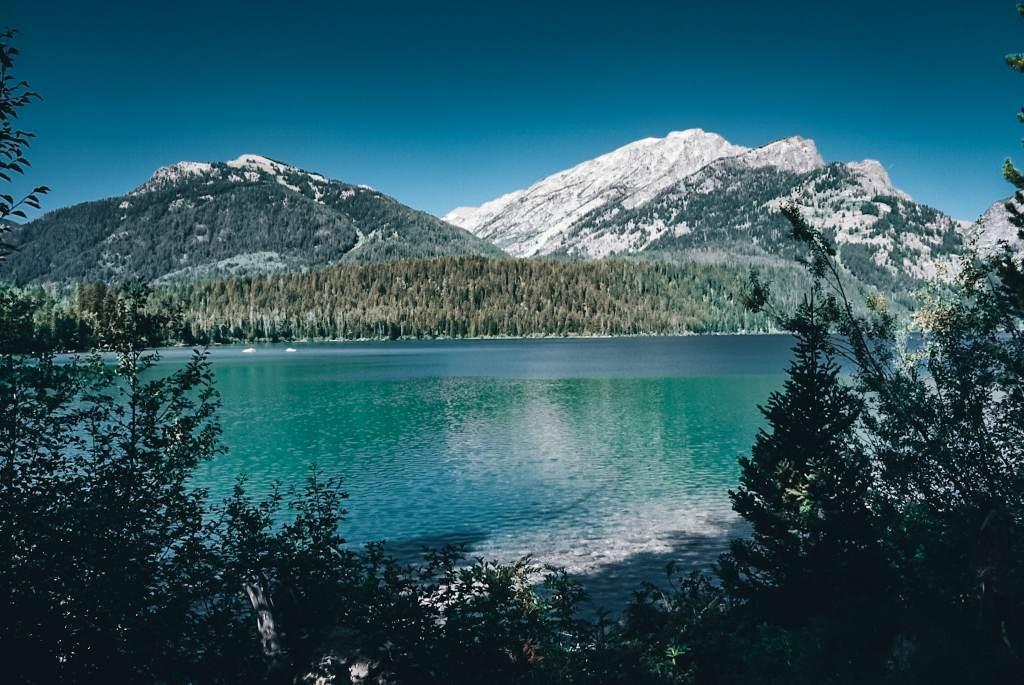 View of Phelps Lake